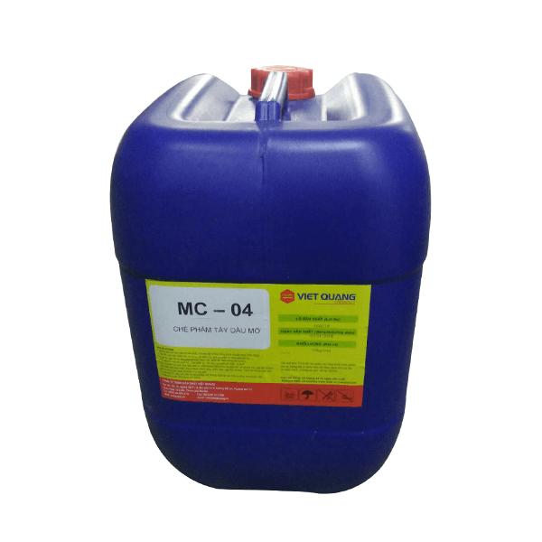 Hóa chất tẩy dầu mỡ MC 04