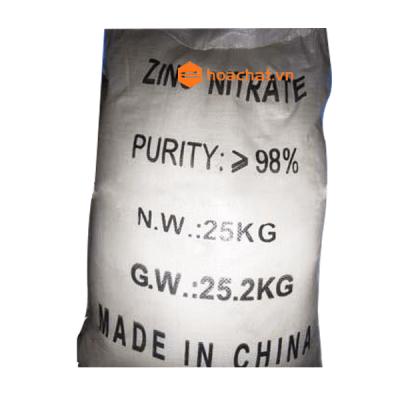 Kẽm nitrat Zn(NO3)2 xuất xứ Việt Nam