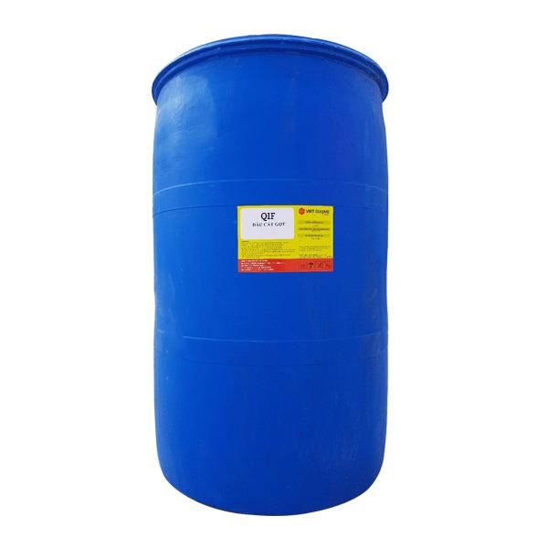 Chế phẩm dầu cắt gọt không pha nước q1f