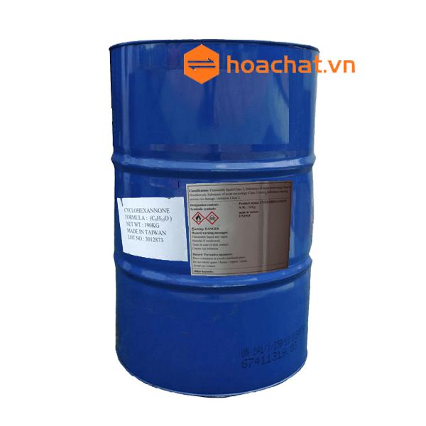Cyclohexanone-C6H10O
