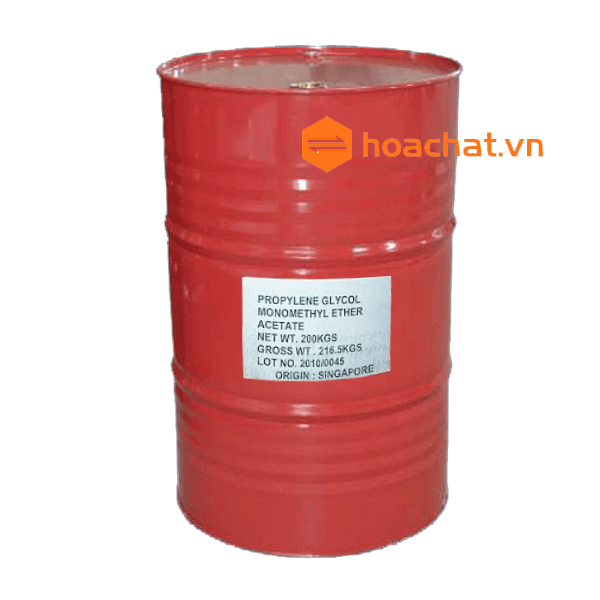 Propylene-Glycol-Monomethyl-Ether-Acetate-(PMA - PGMEA)-C6H12O3