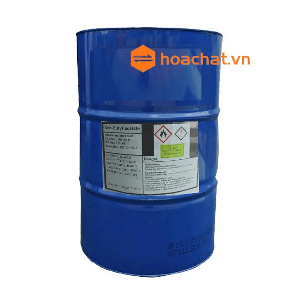 Sec-Butyl-Acetate-C6H12O2