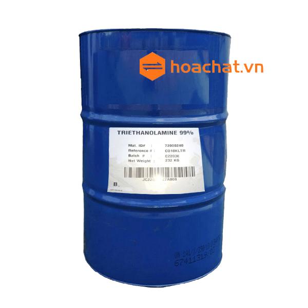 Triethanolamine- C6H15NO3