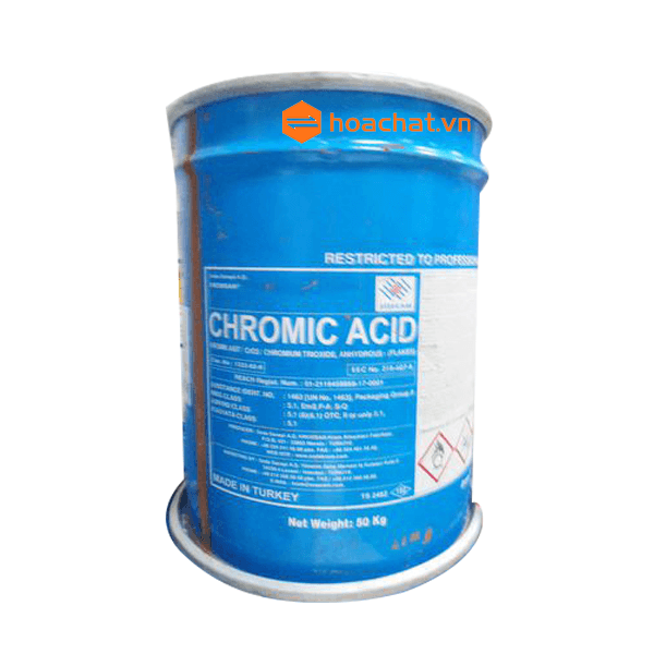 acid Cromic CrO3