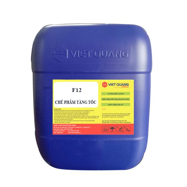 Hóa chất tăng tốc f12