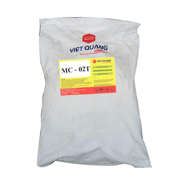 tẩy dầu mỏ sắt thép nhiệt độ cao mc02t