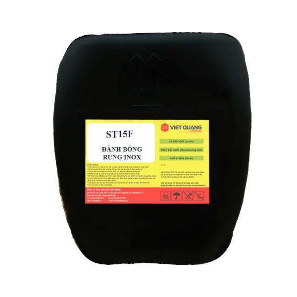 Hóa chất đánh bóng rung inox (BRAVIA) ST15F