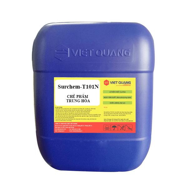Hóa chất trung hòa và chống gỉ sét Surchem-T101N