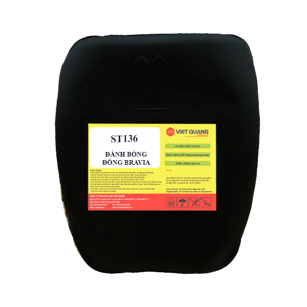 Chế phẩm tẩy sạch đánh bóng đồng ST136