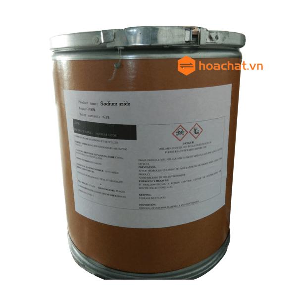 hóa chất sodium azide