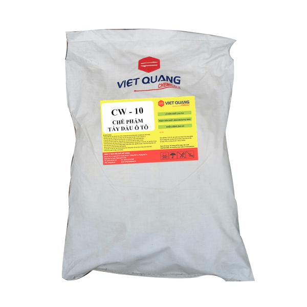 hóa chất tẩy dầu ô tô CW10