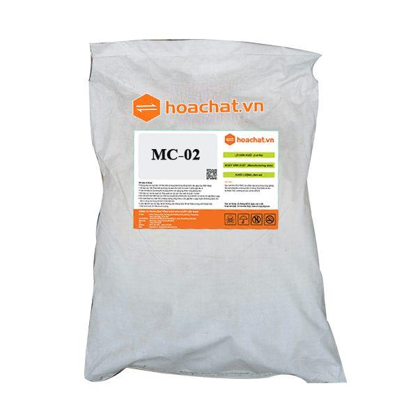 chế phẩm tẩy dầu sắt thép MC 02