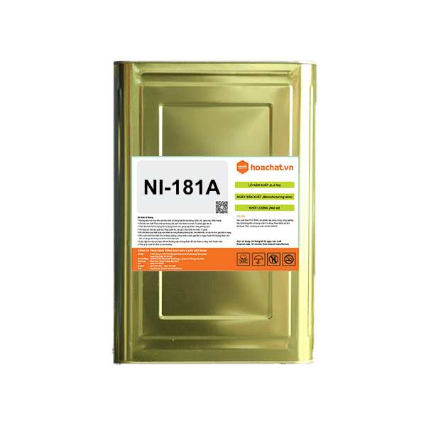 Chế phẩm tẩy sơn NI181A