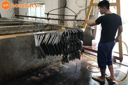 hóa chất tẩy dầu mỡ công nghiệp